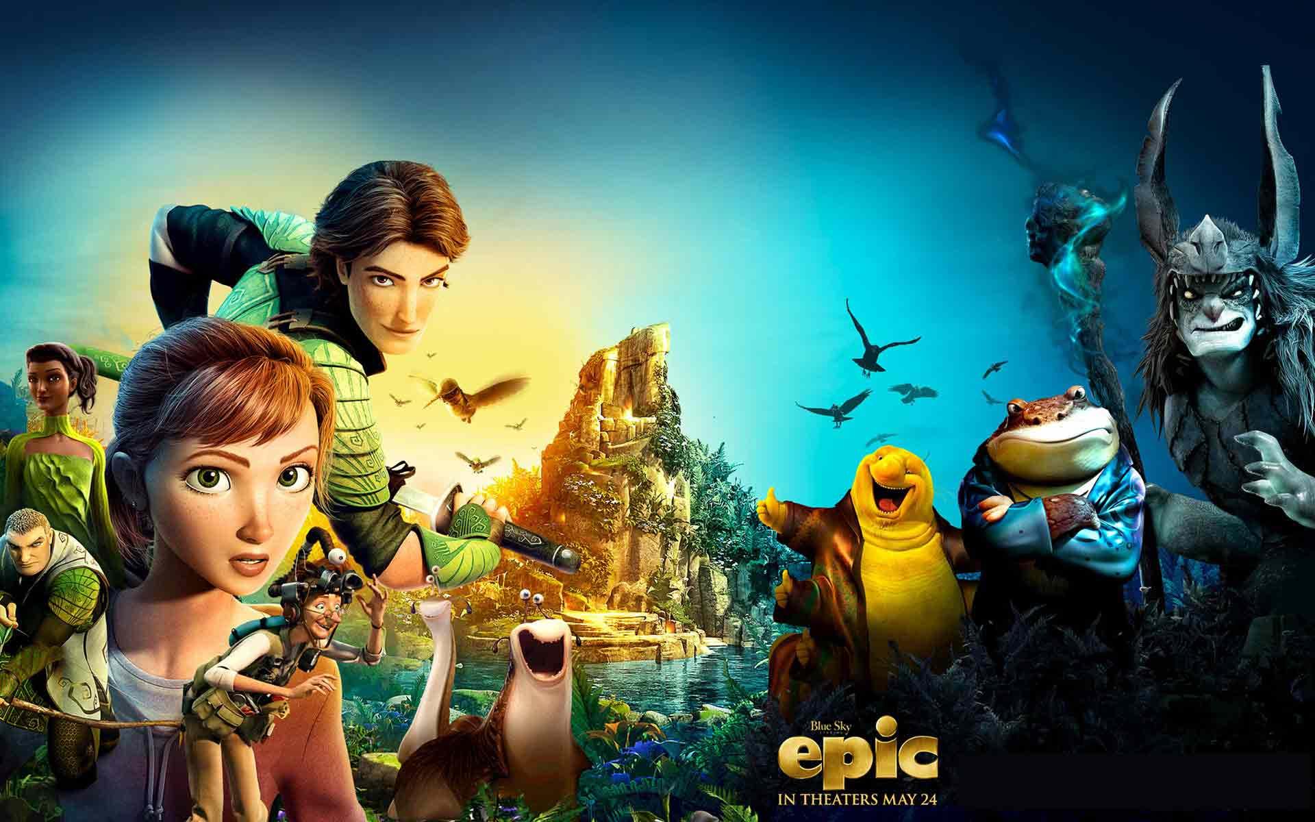 Epic The U0026quot EPIC U0026quot Movie Photo 34582635 Fanpop