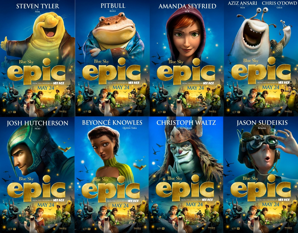 The Epic Movie Images Epic Hd Wallpaper And Background Photos