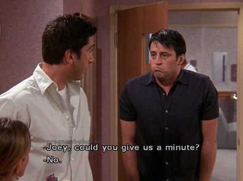 Friends dialogues