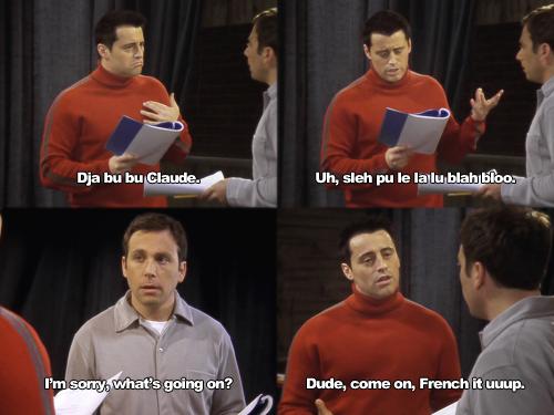 Друзья dialogues