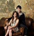 ginny and harry - couples-from-harry-potter photo