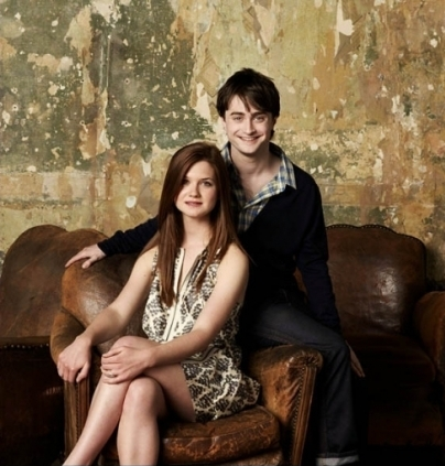 ginny and harry