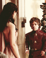 Tyrion Lannister &amp; Shae - game-of-thrones fan art