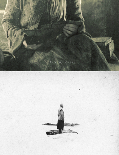 Shireen Baratheon & Davos Seaworth