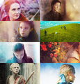 The women are the strong ones - game-of-thrones fan art