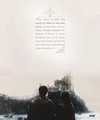 Melisandre & Gendry - game-of-thrones fan art