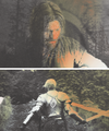 Brienne of Tarth & Jaime Lannister - game-of-thrones fan art