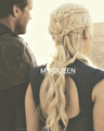 Daenerys Targaryen &amp; Jorah Mormont