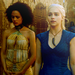 Dany & Missandei - game-of-thrones icon