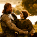 Sandor & Arya - game-of-thrones icon