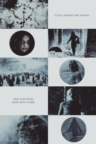 Wights/White walkers