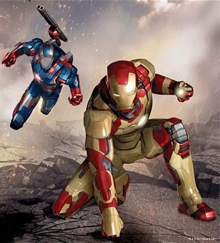 iron man mk 3