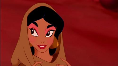 jasmine's disguise look