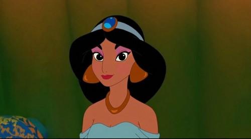 jasmine's feminine look