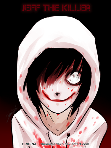 Jeff the killer Обои called jeff (after and now)