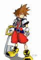 just sora - sora fan art