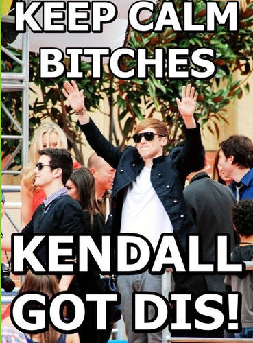 kendall<3