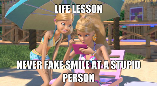 Barbie: Life in the Dreamhouse achtergrond entitled life lesson