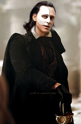loki as the Phantom