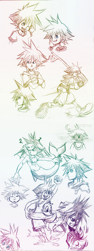 lots of sora