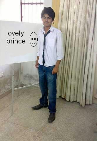 lovely prince