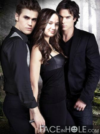 me and the Salvatores <3