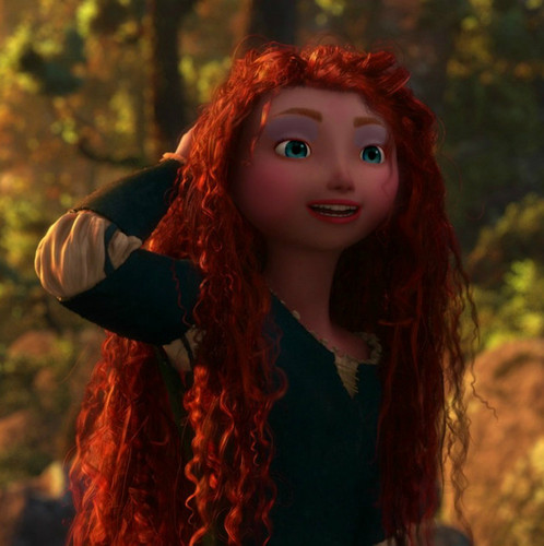 merida's water look