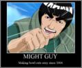 might guy