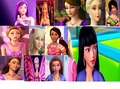 my prettiest girls. - barbie-movies photo