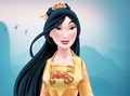 new makeover mulan - disney-princess photo