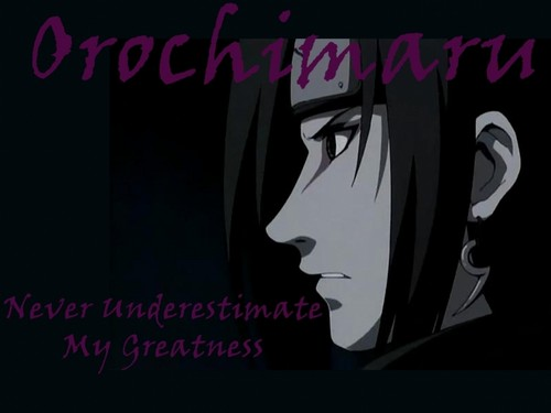 Naruto achtergrond probably with anime entitled orochimaru