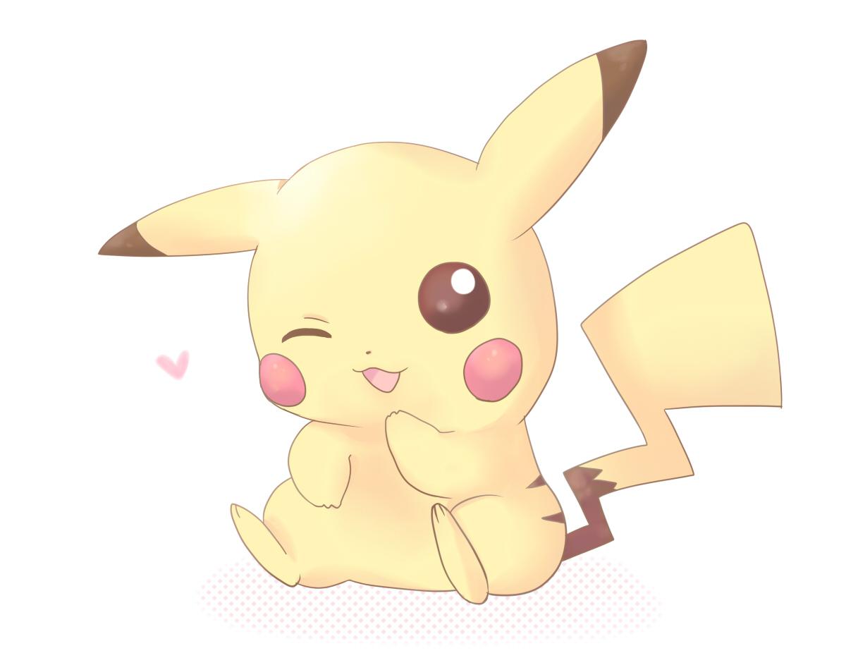 Pikachu pikachu photo 34502291 fanpop - Pikachu kawaii ...