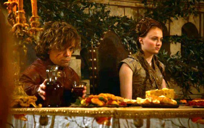 sansa and tyrion - Sansa Stark Photo (34551650) - Fanpop