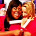 season finales - glee icon