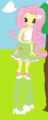 sorry i forgot the cutie mark in the image:my art of fluttershy! so i edited it to look like this!