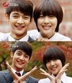sulli and minho - f-x photo