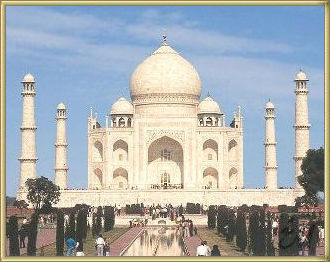 taj mahal Обои called taj mahal