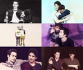 teen wolf cast - teen-wolf fan art