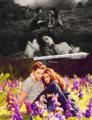 the day we met, frozen i held my breath <3 - twilight-series fan art