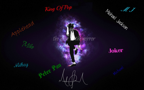michael jackson fondo de pantalla possibly containing a concierto entitled the names of a king