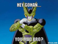 u mad bro - dragon-ball-z photo