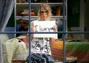 Taylor Swift wallpaper containing a holding cell entitled you belong with me..