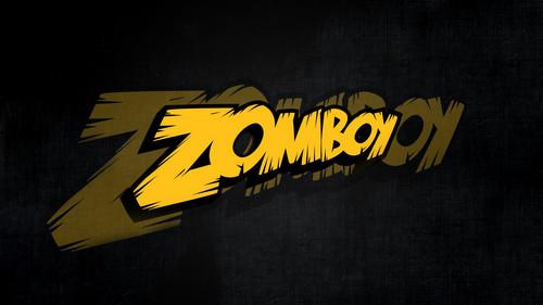 zomboy karatasi la kupamba ukuta