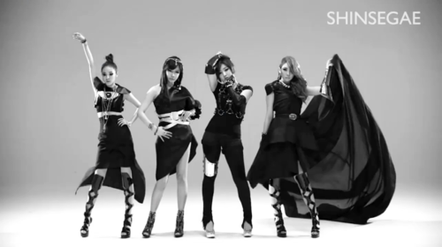 ♥ 2NE1 Loves Shinsegae ♥