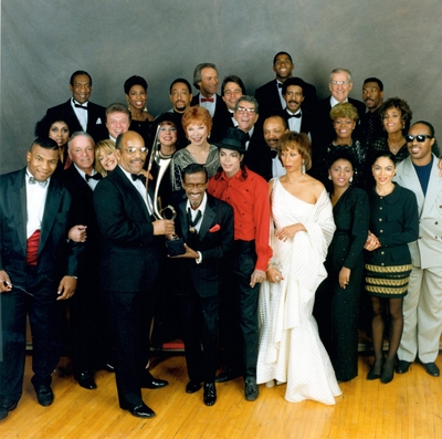 """60th"" Anniversary Celebration For Sammy Davis. Jr. Back In 1989"