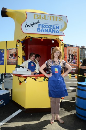 'Arrested Development' Bluth's Original ফ্রোজেন কলা Stand First L.A. Location Opening