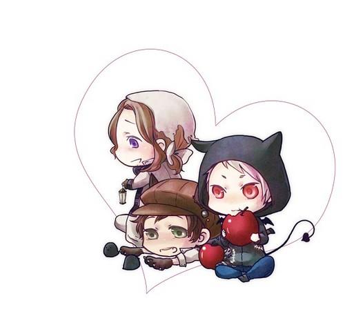 ~Badass Trio~