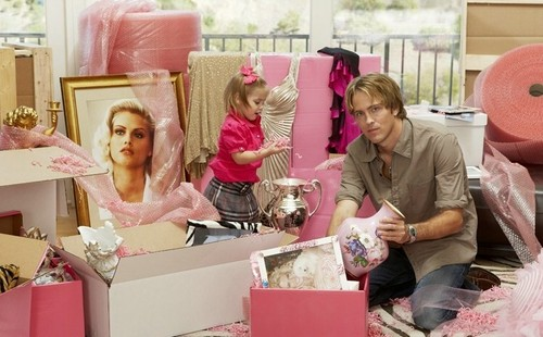 Dannielynn Birkhead 2 years old in the memory of her mother Anna Nicole Smith