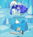 """Finn and Jake"" by Ice Queen - adventure-time-with-finn-and-jake fan art"