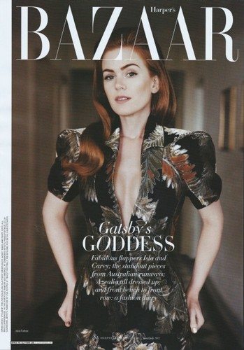Harper's Bazaar (Aus) - June/July 2013